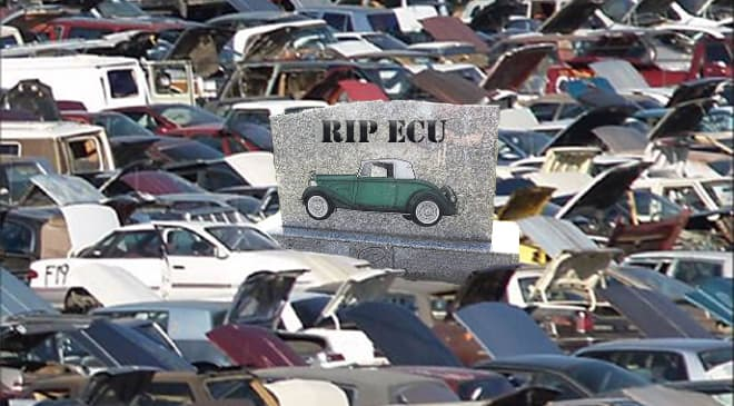 Why Your Car Engine Computer Just Died