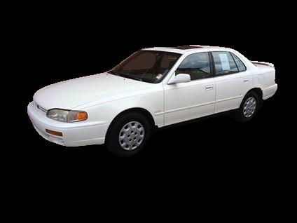 1996 Toyota Camry Problems