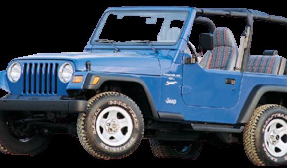 1997 Jeep Wrangler Problems
