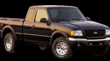 2002 Ford Ranger Problems