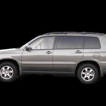 2005 Toyota Highlander Problems