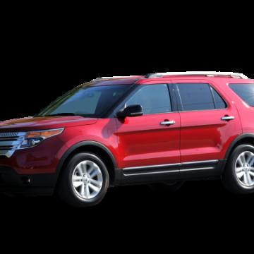 2012 Ford Explorer Problems