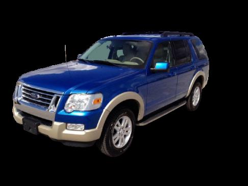 2010 Ford Explorer Problems