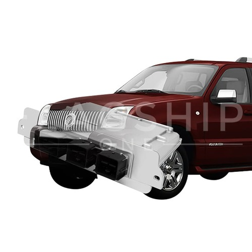2009 mercury mountaineer pcm
