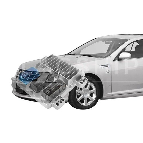 2007 cadillac sts pcm
