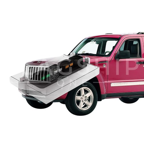 2008 jeep liberty pcm