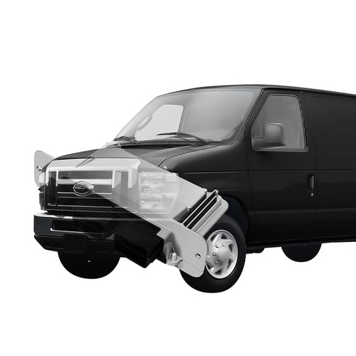 2009 ford van e-series pcm