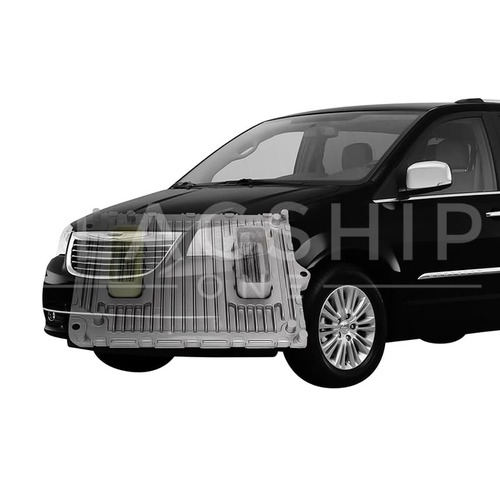 2015 chrysler town & country pcm