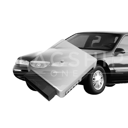 1996 mercury cougar pcm